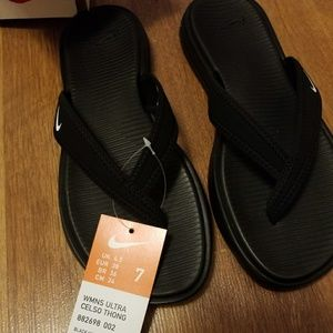 c812e6be8838 Nike Shoes - New in box womens nike ultra celso thong sandals